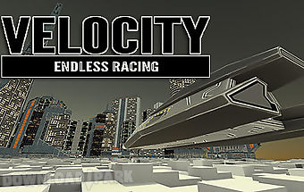 Velocity: endless racing