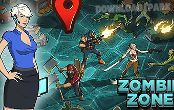 Zombie zone: world domination