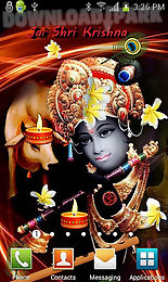 krishna hq live wallpaper