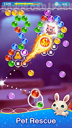 monster pet pop bubble shooter
