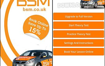 Bsm theory test - free edition