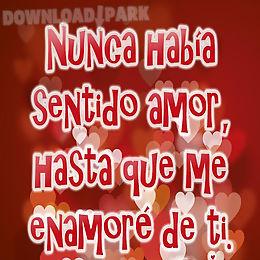 Frases Amor Romantico Android Aplicacion Gratis Descargar Apk