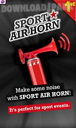 sport air horn