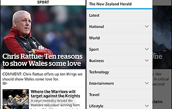 Nz herald news