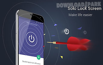 Solo lock screen