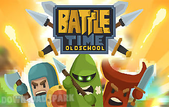 Battle time: oldschool