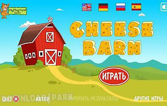 Cheese barn