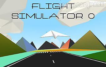 Flight simulator 0