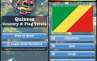 Geographyquiz game