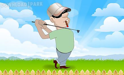 golf gunfire-sniper shooting ii