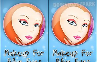Makeup for blue eyes free