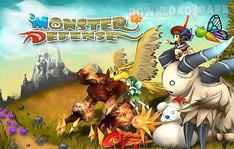 Monster defense 3d