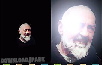 Padre pio live wallpaper