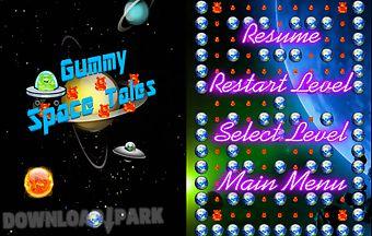 Papa bear gummy pear space tales..