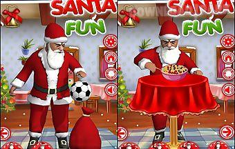 Santa fun - game for kids