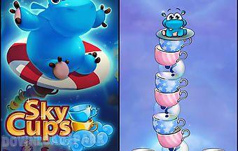Sky cups match 3
