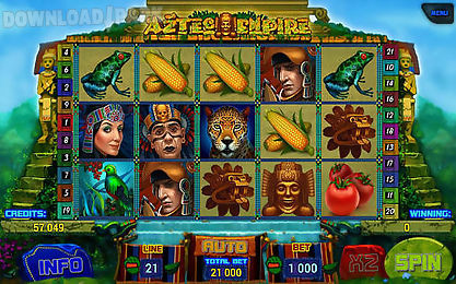 aztec empire: slot