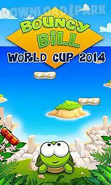 bouncy bill: world cup 2014