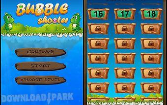 Bubble shooter oo