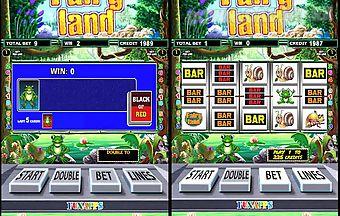 Fairyland slot machine