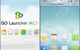 Go launcher ace