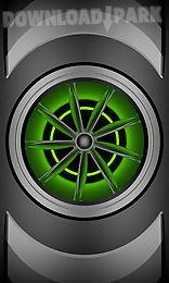 green cooler