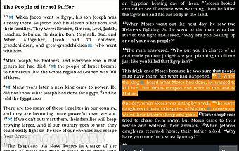 Holy bible - the good news bible