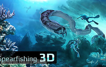 Spearfishing 3d