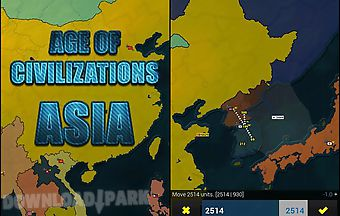 Age of civilizations: asia