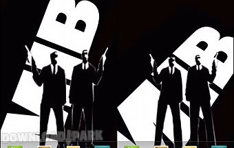 Men in black live wallpaper