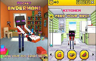 Pocket enderman
