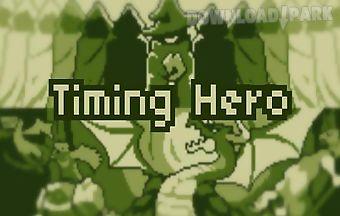 Timing hero