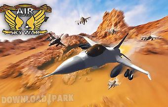 Air conflict: sky war