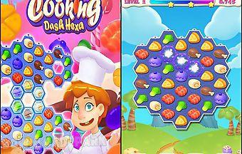 Cooking: dash hexa