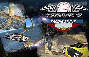 Extreme city gt: racing stunts