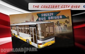 Frenzy bus driver