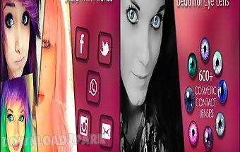 Haireye color change u4