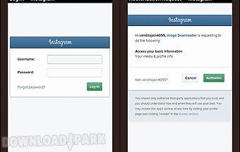 Instadownloader for instagram