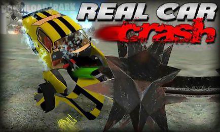 real car crash