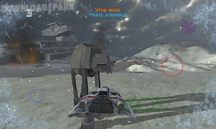 star wars - force scramble
