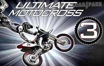 Ultimate motocross 3