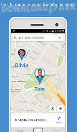 friend locator : phone tracker