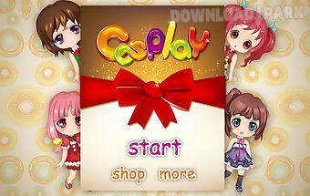 Girls games-cosplay