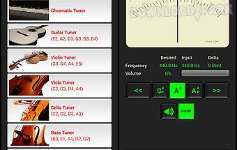 Instrument tuner
