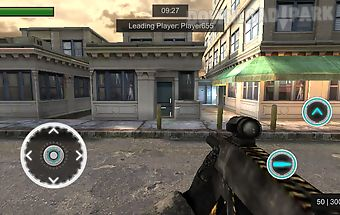 Masked shooters - online fps