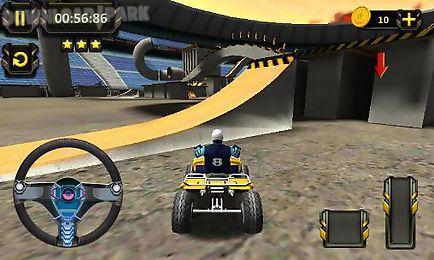 atv racing: 3d arena stunts