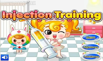 baby injection training