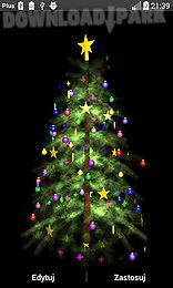 christmas tree 3d by zbigniew ross android live wallpaper free