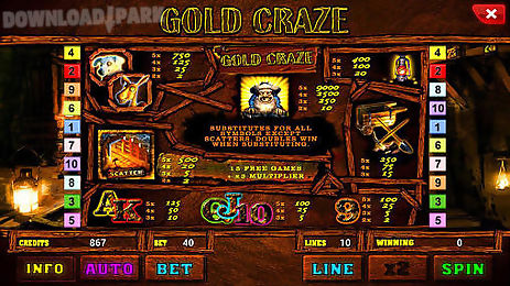 gold craze: slot