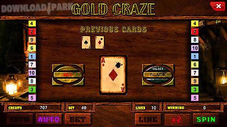 gold craze: slot